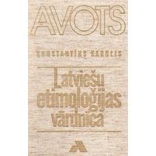 Latviešu etimoloģijas vārdnīca