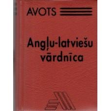 Angļu - latviešu vārdnīca /6000 vārdu/