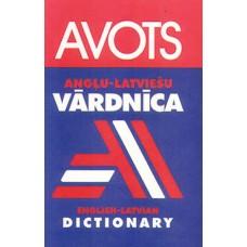 Angļu - latviešu vārdnīca 10 t.v.