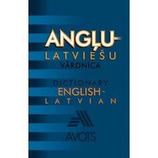 Angļu - latviešu vārdnīca 35 t.v.